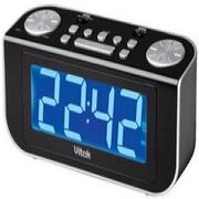 Радиочасы Vitek VT-6600 8''
